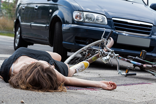 Bicycle Accident Page