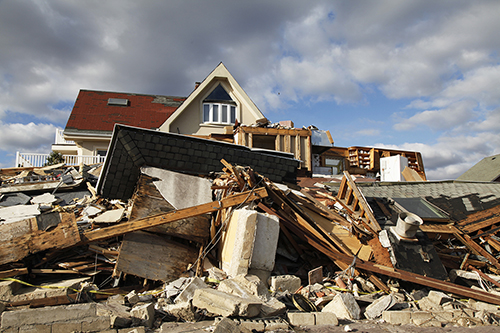 Property Damage Page